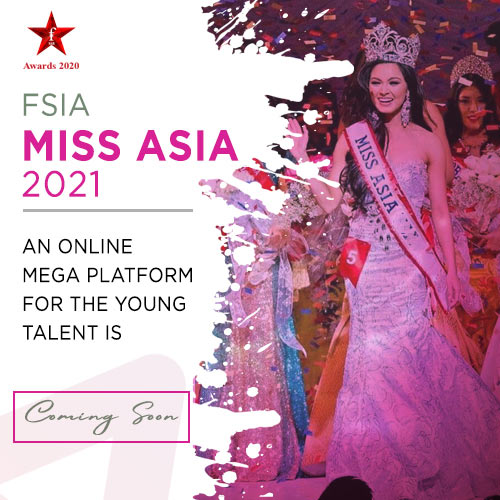 miss Asia 2020